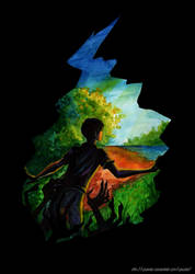 To freedom... by GilJimbo