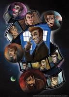 Doctor 10 by GilJimbo
