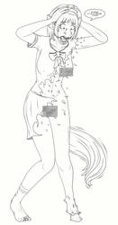 Comm 86 - Dental Neigh (Horse tf) by VioletRosefall