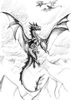 The Dragon Calling by Naseilen