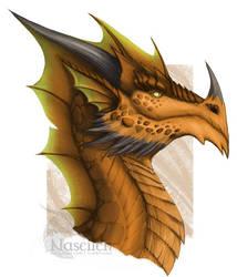 Dragon 23 by Naseilen