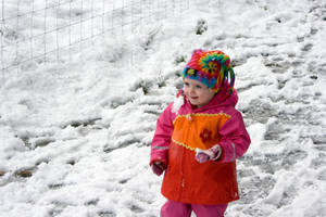 My First Snow Day. by kango