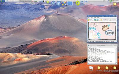 Desktop - January 2009 by kameryn