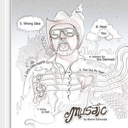 Musaic Cover by kameryn