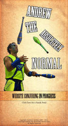 Andrew the Absolutely Normal by kameryn