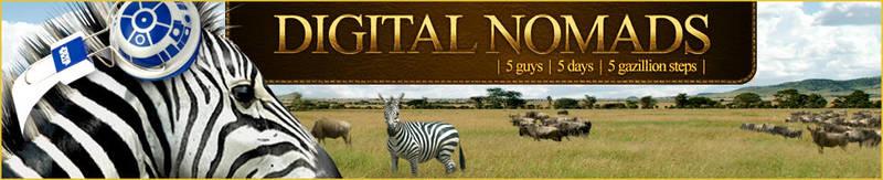 Digitals Nomads Banner by kameryn