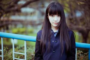 Chinese Girl by pandaispanda