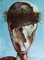 SUFFERING CHRIST by broda502