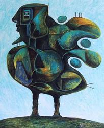 SONGBIRD DODO by broda502
