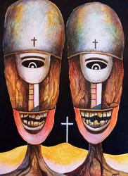 MISSIONARIES by broda502