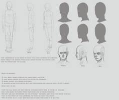 Anatomy Assignment 1 by Quatre4