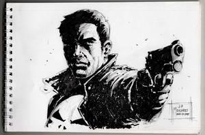 The Punisher by werder