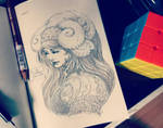 Daybook Entry 49 - ocean's song by werder