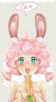 Bunny chu by AngelaLara