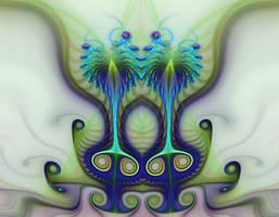 Monozygotic twins by eReSaW