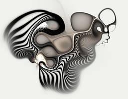 Do Zebras dreams in black-and-white  ? by eReSaW