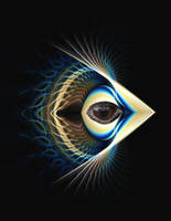 Peacock Eye by eReSaW