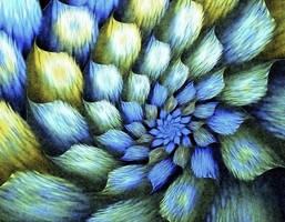 Dreaming Spring Flower by eReSaW