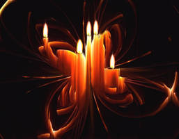 Secret rendezvous by candlelight by eReSaW
