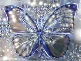 Starlight Butterfly by eReSaW