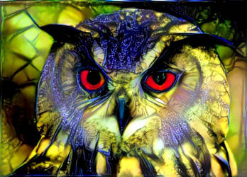 When the owl sings, is the night silent by eReSaW