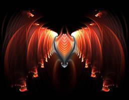 Lucifer the fallen angel by eReSaW