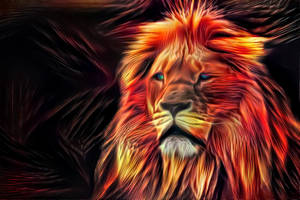 Be A Lion  by eReSaW