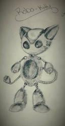 Robo-Kitty by Emo-Gothic-Seiya