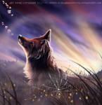 Spirit of spring by ScreamingWolfy