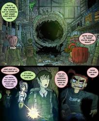 Nekyia Draft Comic 12 by LutesWarmachine