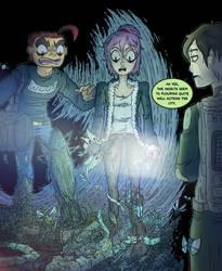 Nekyia Draft Comic 13 by LutesWarmachine
