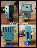 BMO Valentine Turnaround by GopherFrog