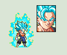 Vegito Dragon Ball Heroes by lityangster5