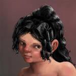 Dwarf Girl 2013 by carakav