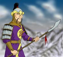 Avatar Mongol by carakav