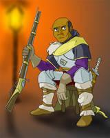 2006: Avatar Rifleman by carakav