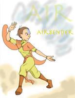 Airbender by carakav
