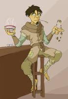 2006: Itoku, Avatar d20 by carakav
