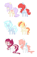Breed Pony Adopt *CLOSED* -For CitrusSkittles- by NaviPixels