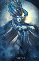 Shiva by Ron-faure