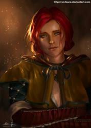 Triss Merigold by Ron-faure