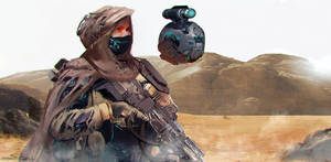 Nomad by Ron-faure
