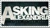 Asking Alexandria Stamp by RecklessKaiser