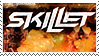 Skillet Stamp by RecklessKaiser