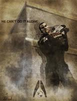 Can't Do It Alone by DustyBoyT