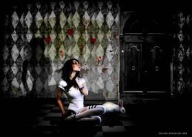 Alice in Wonderland by Natline