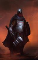 Faithfull Templar by DeaDerV23