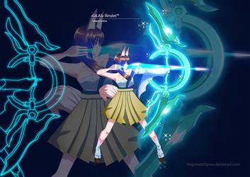 Onigiri Online: Rinslet  (Nebula Disruptor) by RegenaldOpura