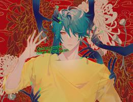 Chrysanthemum by Ahniki