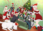 Naruto Christmas 2018 by Pungpp